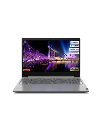 "Lenovo Lenovo V15 82C500NNTX i5-1035G1 12GB 256SSD MX330 15,6"" FullHD FreeDOS Taşınabilir Bilgisayar Renkli"